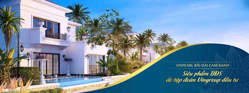 vinpearl long beach villas bãi dài cam ranh