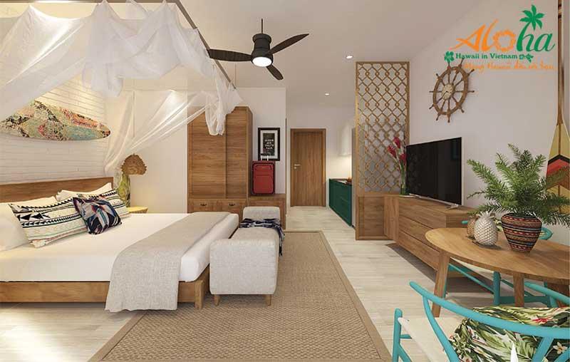 thiết kế aloha beach village