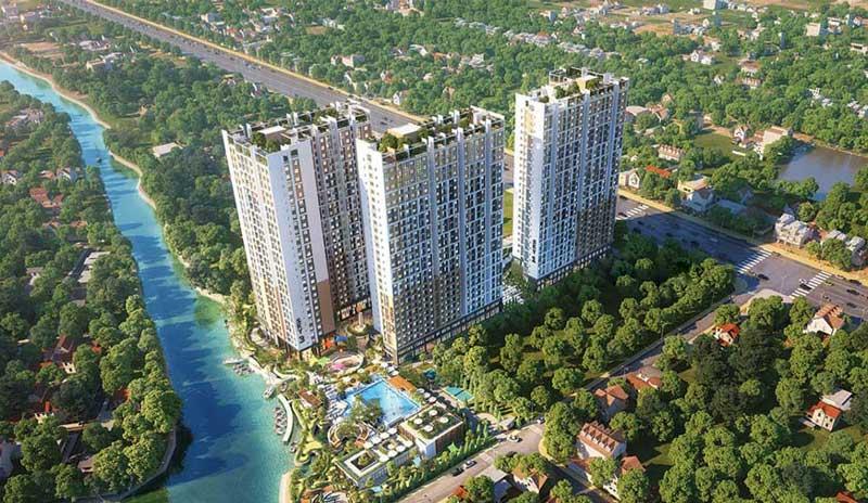 dự án căn hộ sky symphony