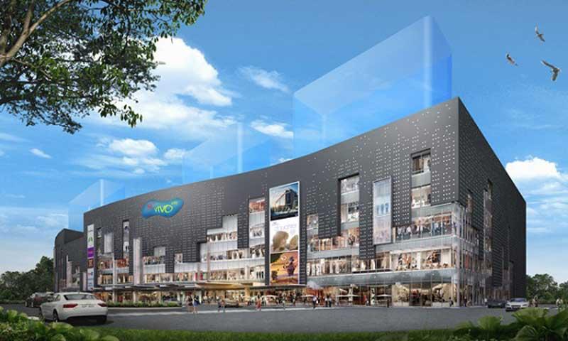 Trung tâm thương mại SC Vivocity Richlane
