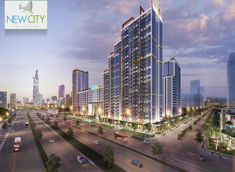 new city binh khanh