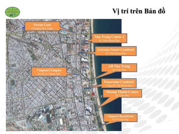 Vị trí dự án A B 44 Trần Phú