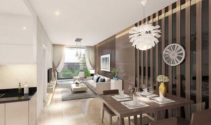 nội thất cao cấp tại căn hộ river panorama q7
