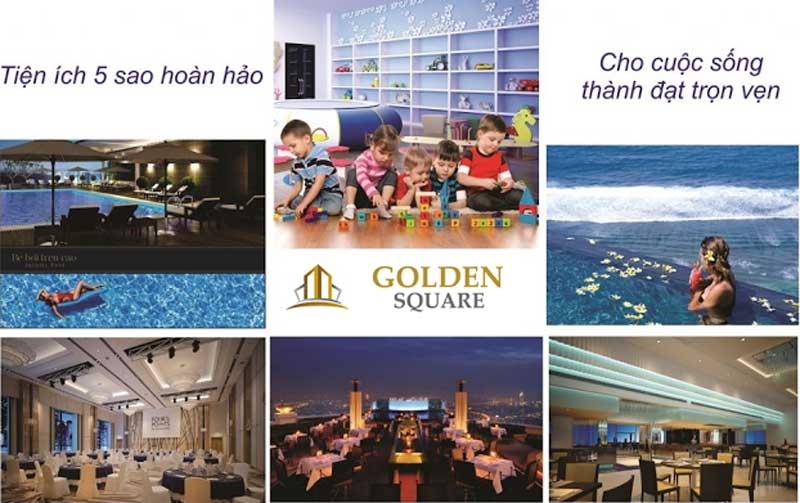 tiện ích golden square
