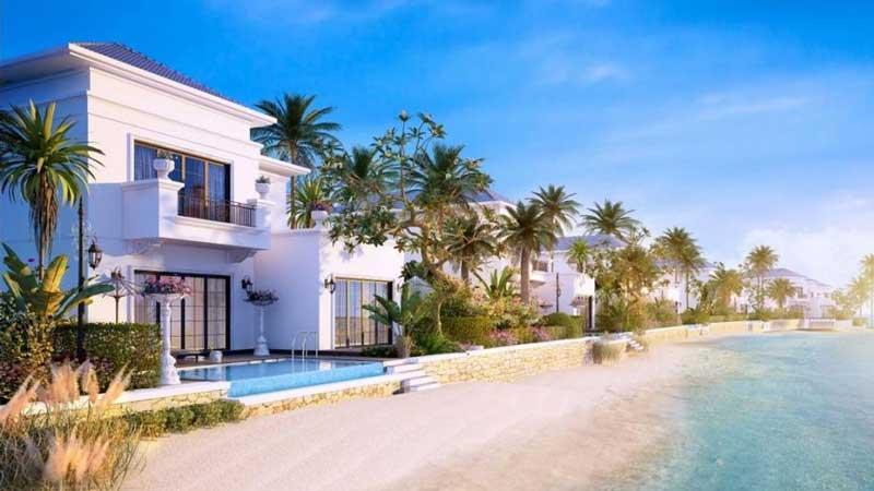 dự án biệt thự biển nghỉ dưỡng Vinpearl Nha Trang Gold Land Resort & Villas