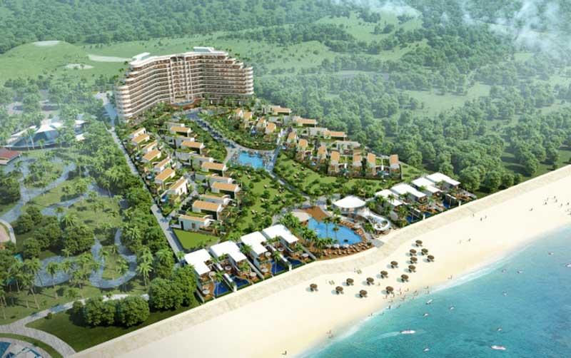 Dự án Kahuna Hồ Tràm Strip