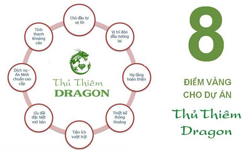 8 giá trị tại căn hộ Thủ Thiêm Dragon