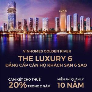 The Luxury 6 Vinhomes Golden River