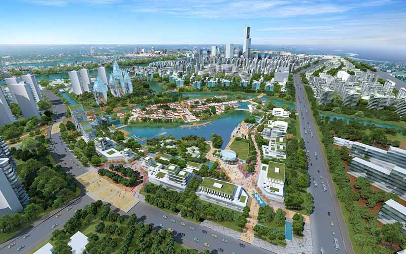 Nguồn cảm hứng thiết kế căn hộ New City Thủ Thiêm Thuận Việt Quận 2