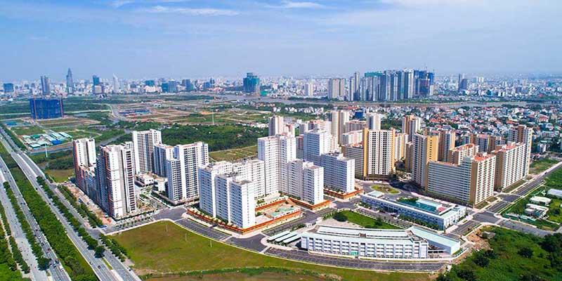 vị trí tiềm năng của dự án Thuận Việt quận 2