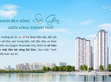 saigon riverside city