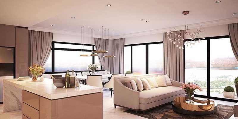 Mức giá hợp lý đối với các căn hộ New City Thủ Thiêm Thuận Việt