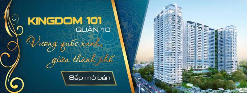 bán dự án căn hộ Kingdom 101