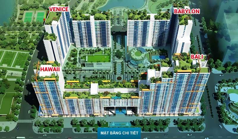 dự án New City Thuận Việt quận 2