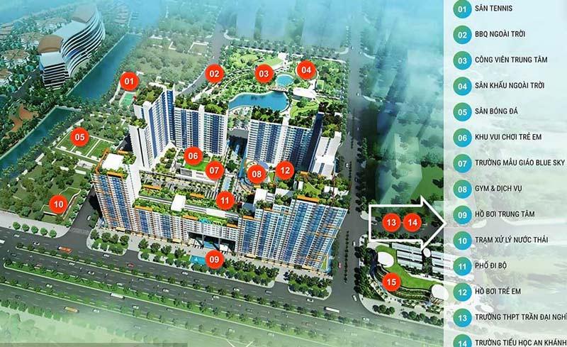 New City Thủ Thiêm Thuận Việt