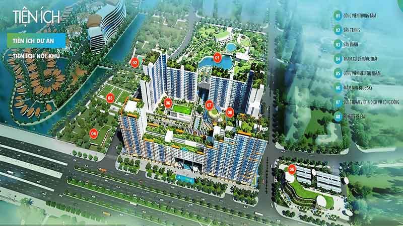 Chung cư New City Thủ Thiêm Thuận Việt Quận 2 he thong tien ich