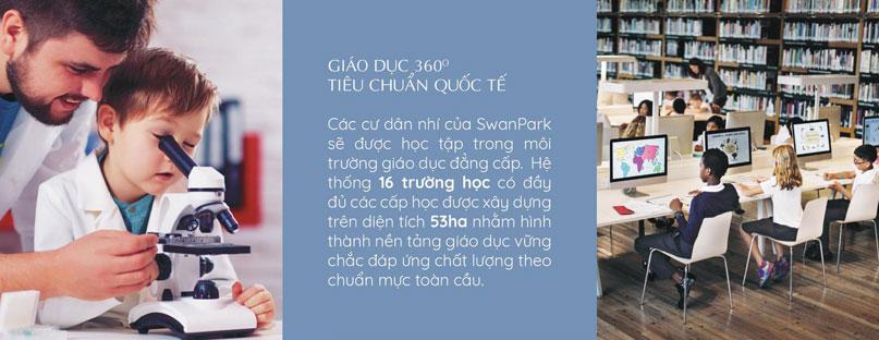 giáo dục swan park