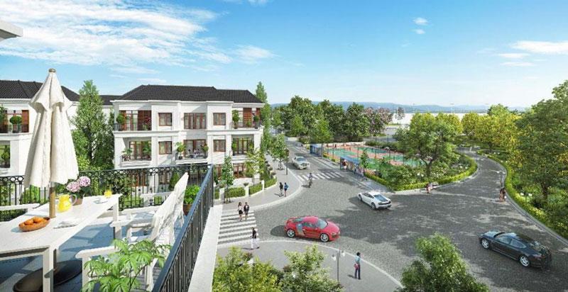 thiết kế biệt thự vincity quận 9