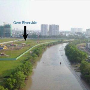 tiến độ gem riverside