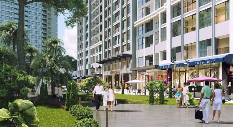 dự án Shophouse Vincity Quận 9