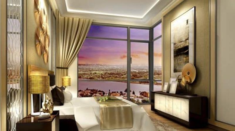nội thất căn hộ My Paradise Sơn Kim Land Thủ Thiêm Quận 2