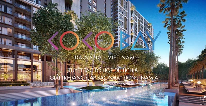 Dự án COCOBAY ĐÀ NẴNG VIỆT NAM là một tuyệt tác tổ hợp du lịch và giải trí đẳng cấp bậc nhất Đông Nam Á