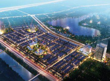 Khám phá quy mô dự án Lakeside Palace Đà Nẵng