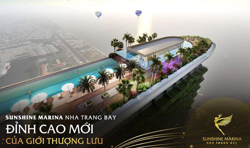 Đỉnh cao của giới thượng lưu tại dự án Sunshine Marina Nha Trang Bay