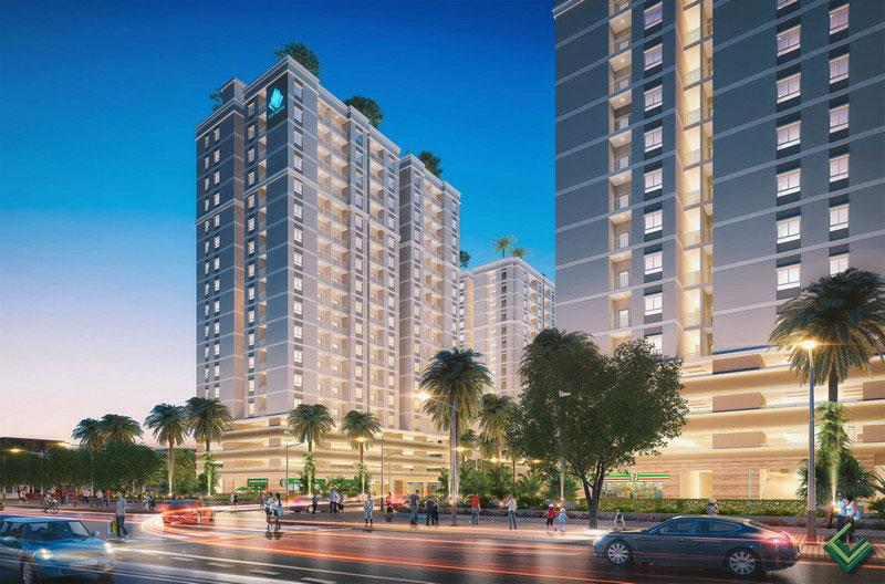 Tiềm năng dự án Sapphire Khang Điền