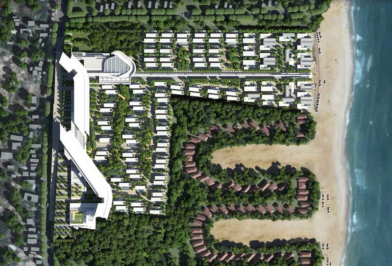 Mgm Hội An Quảng Nam nhìn từ trên cao
