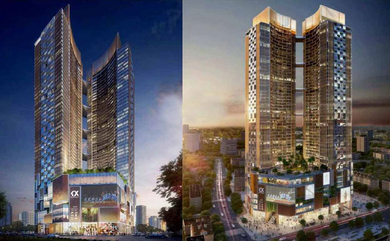 thiết kế dự án Alpha City