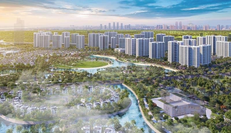 Tháng 6/2019 chính thức mở bán dự án căn hộ Vinhomes Grand Park Quận 9