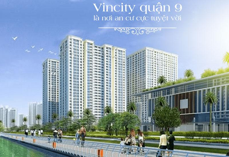 Kết quả hình ảnh cho vincity quận 9