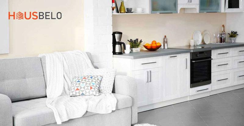 Nội thất căn hộ chung cư Hausbelo sang trọng