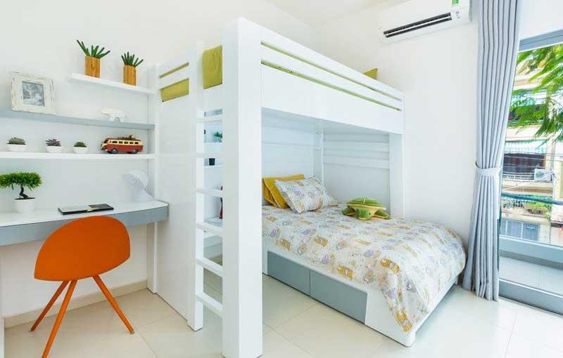 Phòng ngủ em bé tại căn hộ HausBelo tại quận 9