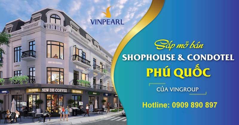 Shophouse Vinpearl Phú Quốc