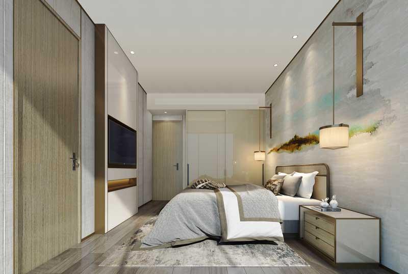 Phòng Ngủ thứ 2 cũng ấm cúng không kém