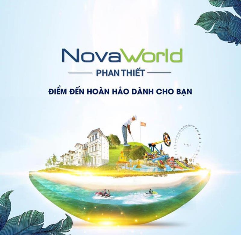 Novaworld Phan Thiết là 1 điểm đến vô cùng hoàn hảo và là 1 cơ hơi đầu tư bất động sản không thể bỏ qua