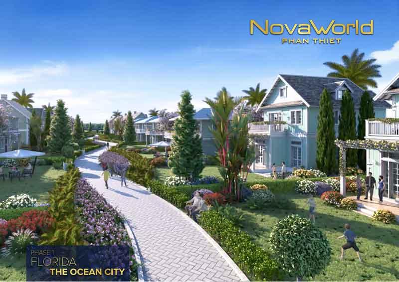 Giai đoạn 1 (đợt 1) Novaland mở bán phase 1 Florida The Ocean City Novaworld