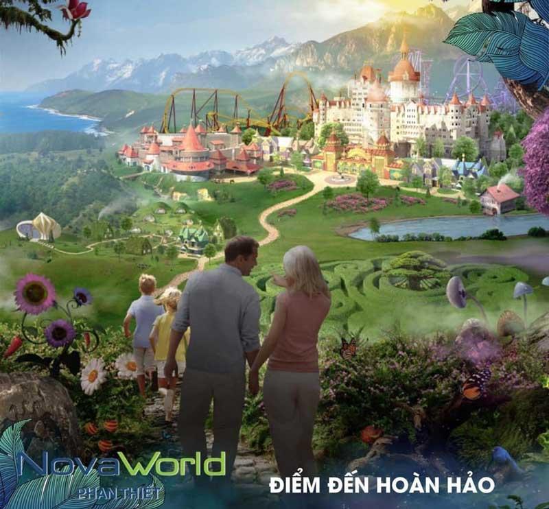 Novaworld Phan Thiết điểm đến nghỉ dưỡng và du lịch hoàn hảo