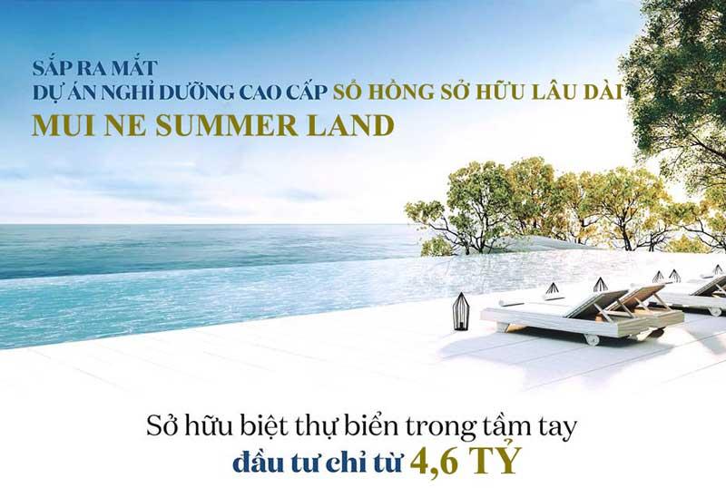 Hưng Lộc Phát mở bán Mũi Né Summerland
