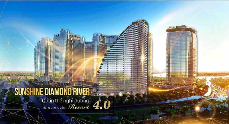 Sunshine Group mở bán căn hộ chung cư Sunshine Diamond River Q7