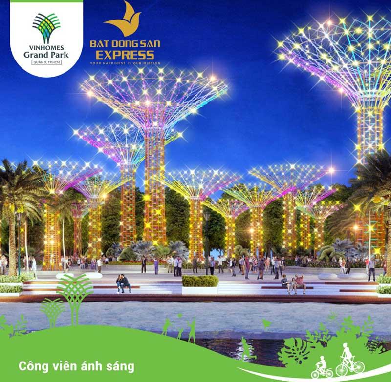 Công viên Vinhomes Grand Park được thiết kế cảnh quan bởi EDSA (Hoa Kỳ)