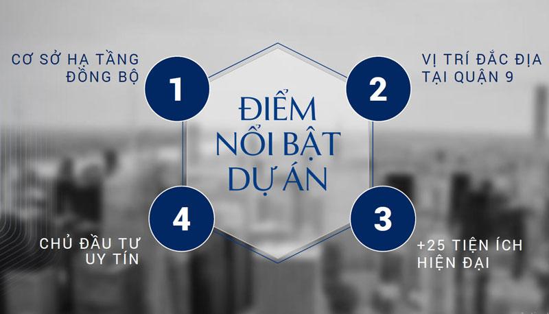 Điểm nổi bật của dự án khu biệt thự Senturia Lê Văn Việt Quận 9