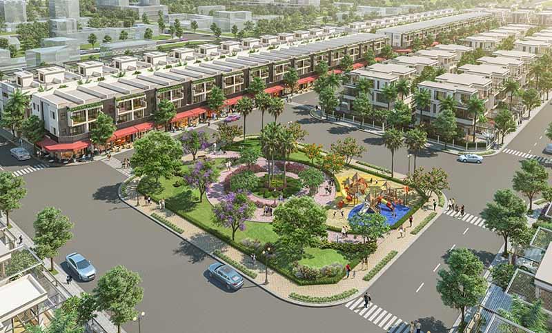 Dự án Đông Tăng Long Quận 9 | Giá bán Nhà Phố & Biệt Thự 2020