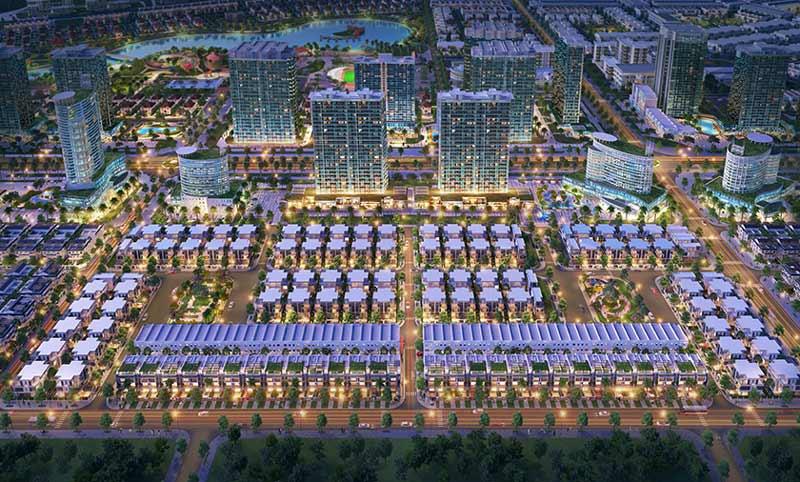 Khu đô thị đông tăng long được chuyên gia đánh giá là dự án nhà ở đáng sống tại quận 9